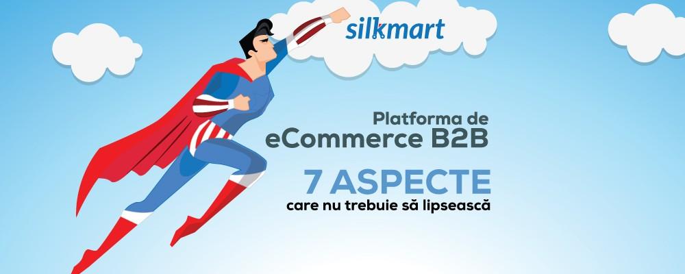 Infografic Platforma eCommerce B2B