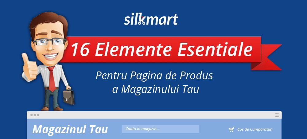 16 Elemente Esentiale Pentru Pagina De Produs