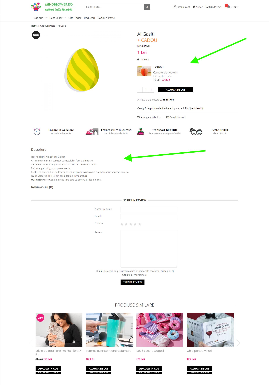 gamification-exemplu-ecommerce