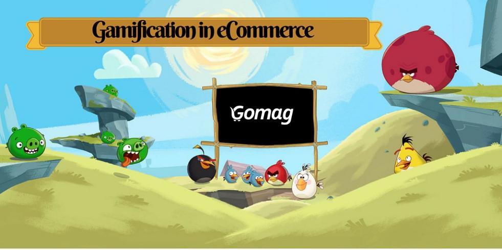 Gamification in ecommerce. Cum iti cresti vanzarile trimitandu-l pe client la joaca