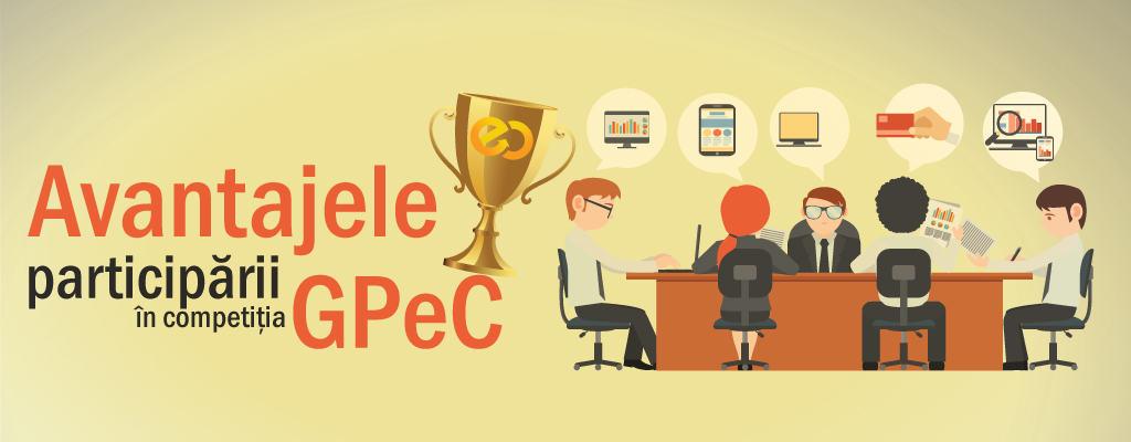 Avantajele Participarii in Competitia GPeC [Infografic]
