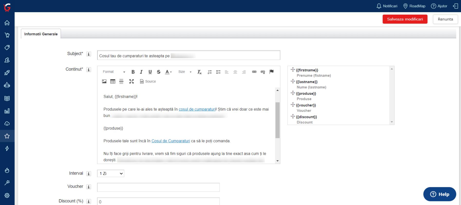 recuperare-cos-exemplu-email