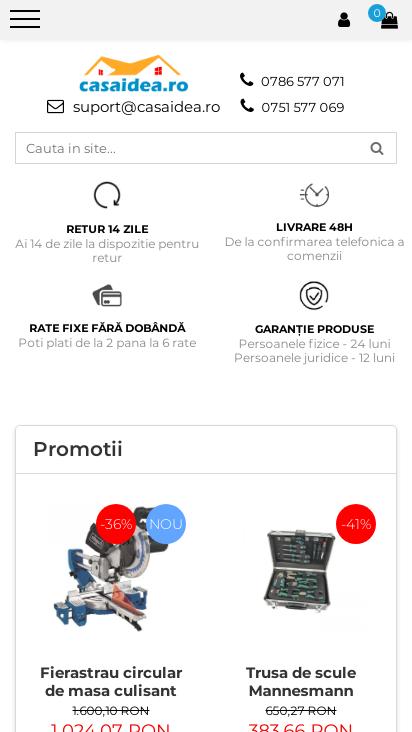 afisare-produse-mobil