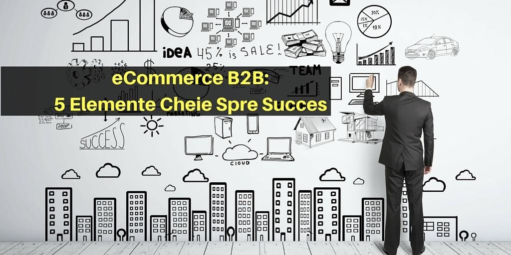 eCommerce B2B: 5 Elemente Cheie Spre Succes