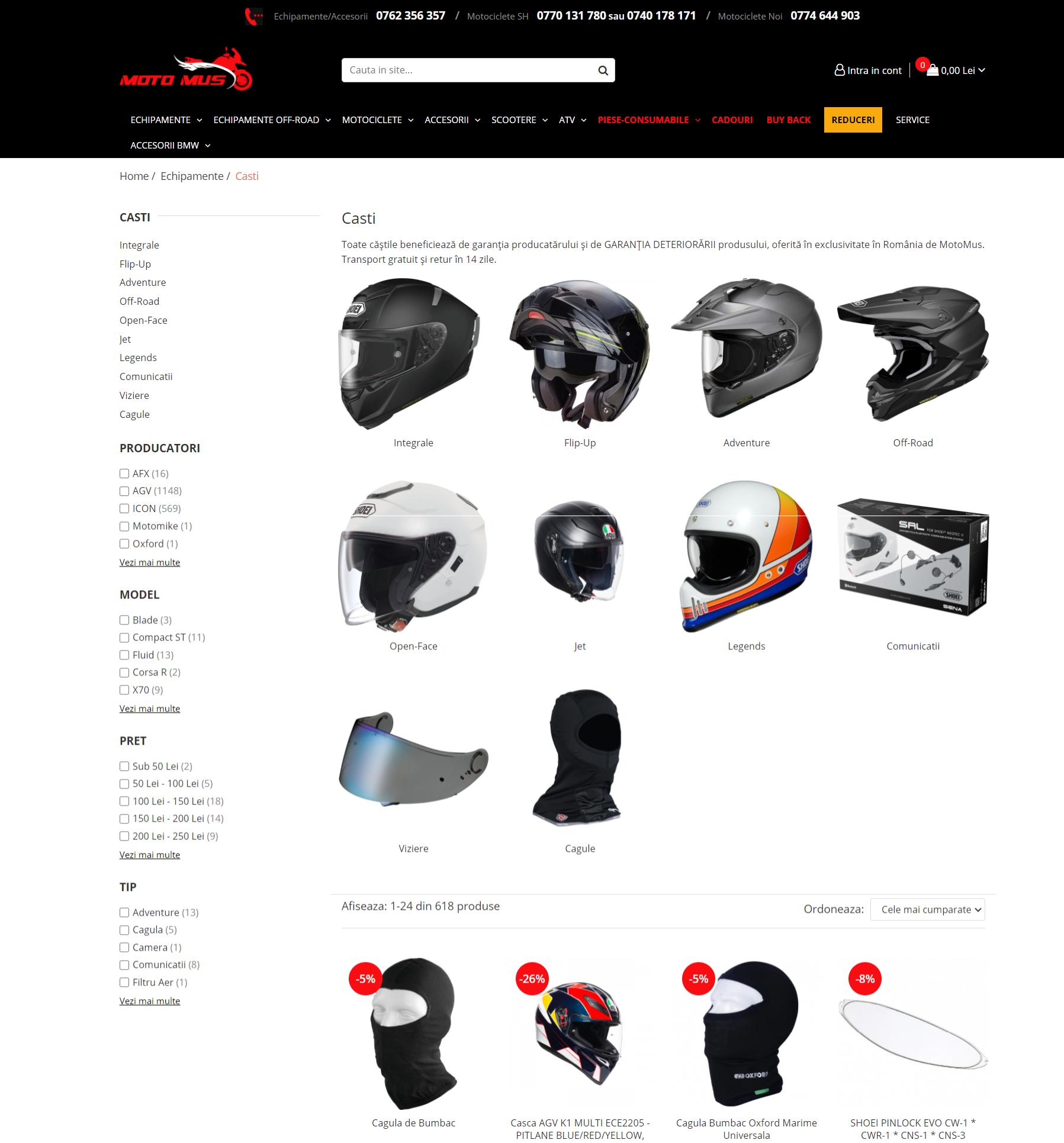 filtrare-produse-magazin
