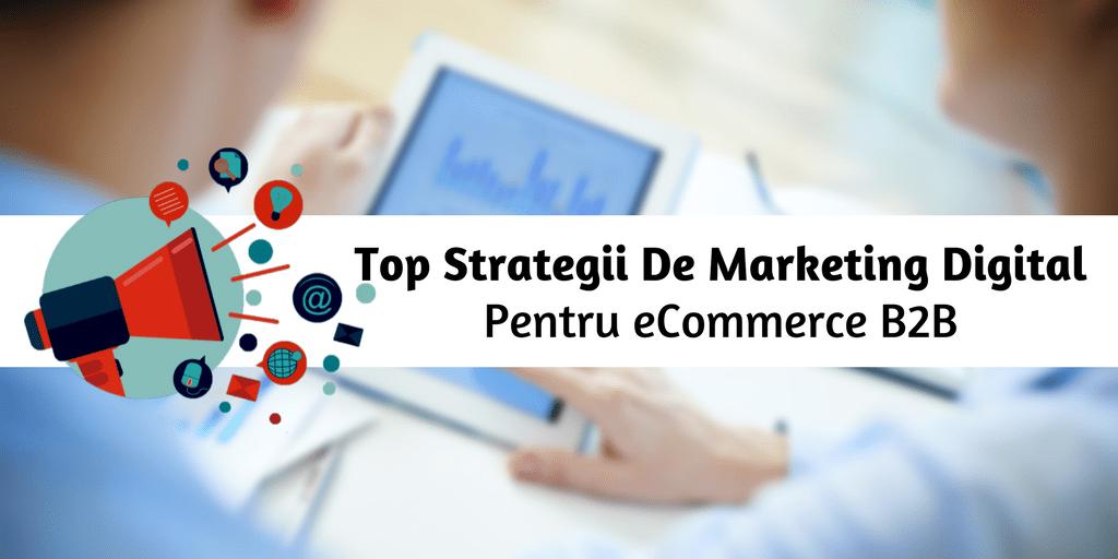 Top Strategii De Marketing Digital Pentru eCommerce B2B