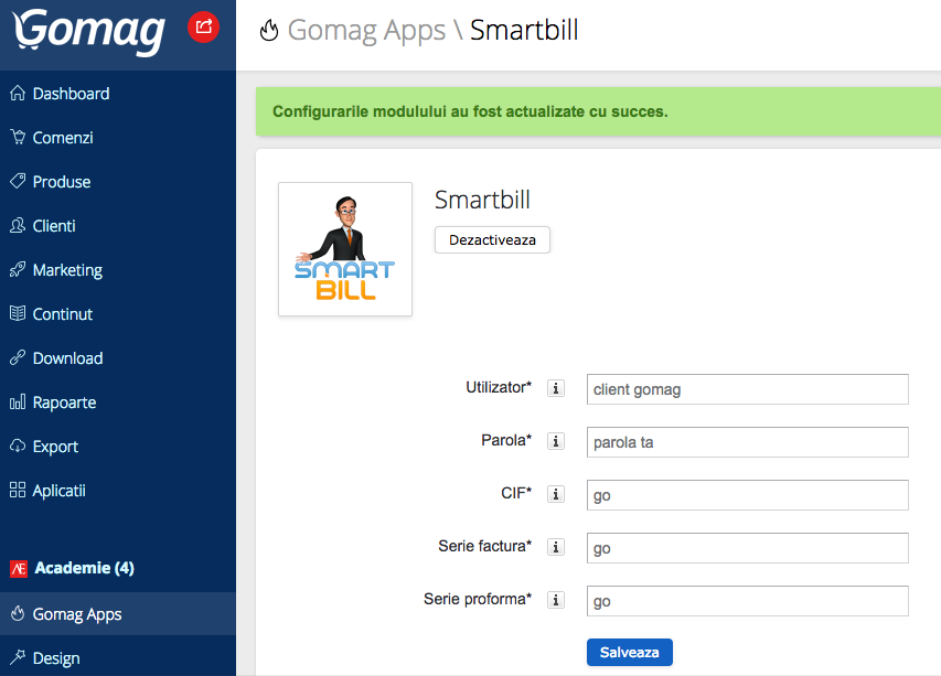 activare-smartbill-gomag