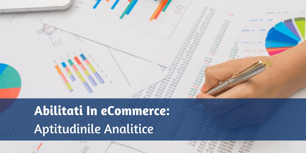 Abilitati In eCommerce- aptitudini analitice