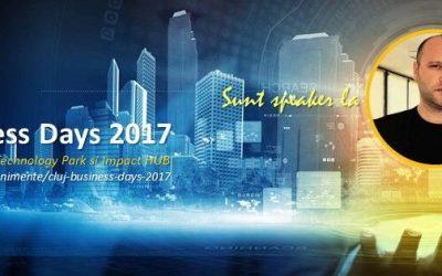 Vino La Cluj Business Days 2017