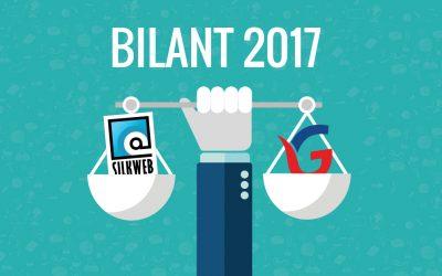 2017 La Bilant: SilkWeb & Gomag