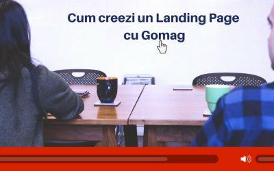 [Nou] Cum Creezi Un Landing Page Cu Gomag – Vinde 100% Mai Mult