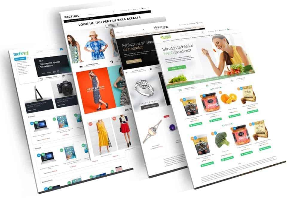 Teme noi de design in platforma Gomag