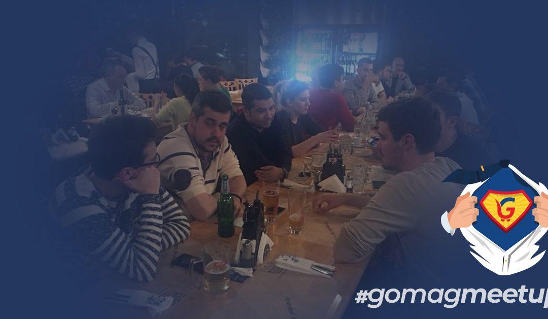 #GomagMeetup in Bucuresti – Intalnire cu super clientii si partenerii nostri