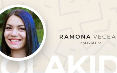 De Vorba Cu Ramona Maria Vecean de la Nola Kids #AntreprenoriatLaFeminin