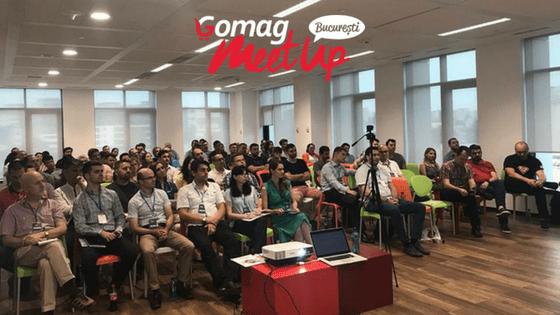 Gomag MeetUp Bucuresti pentru Business-uri de Succes