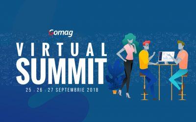 Gomag Virtual Summit 2018 – Start Inscrieri