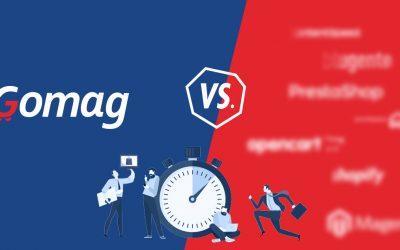 Platforma Gomag vs alte platforme eCommerce
