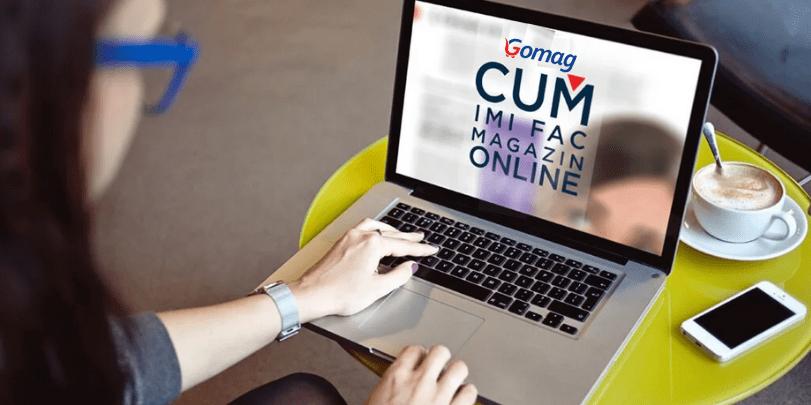 Cum imi fac un magazin online