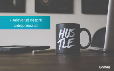 7 adevaruri despre antreprenoriat – Fii pregatit din start!