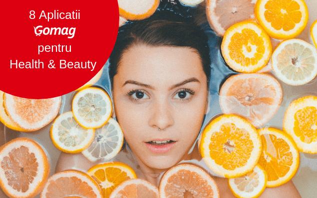 8 aplicatii Gomag pentru Health & Beauty – Activeaza-le acum!