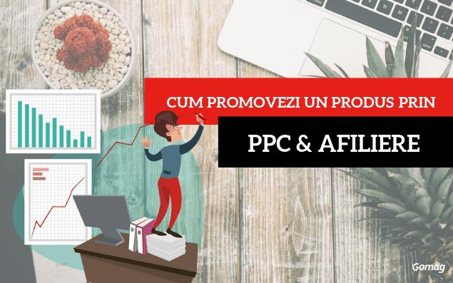 Cum promovezi un produs prin reclame PPC & afiliere