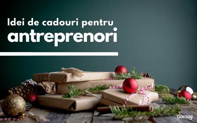 Cadouri pentru antreprenori de Craciun – 5 Idei intr-o ureche