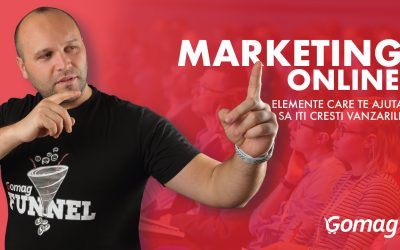 Marketing Online – Elemente Care Te Ajuta Sa Iti Cresti Vanzarile [Video]