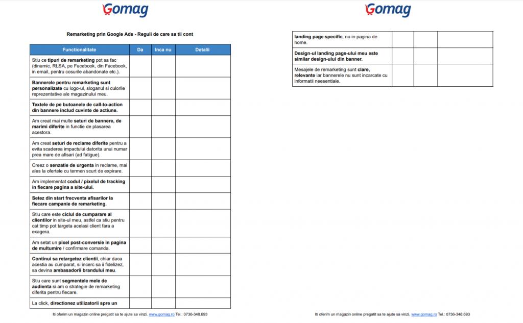 checklist-remarketing-google-ads