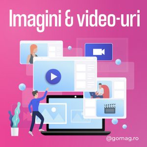 imagini si video-uri social media