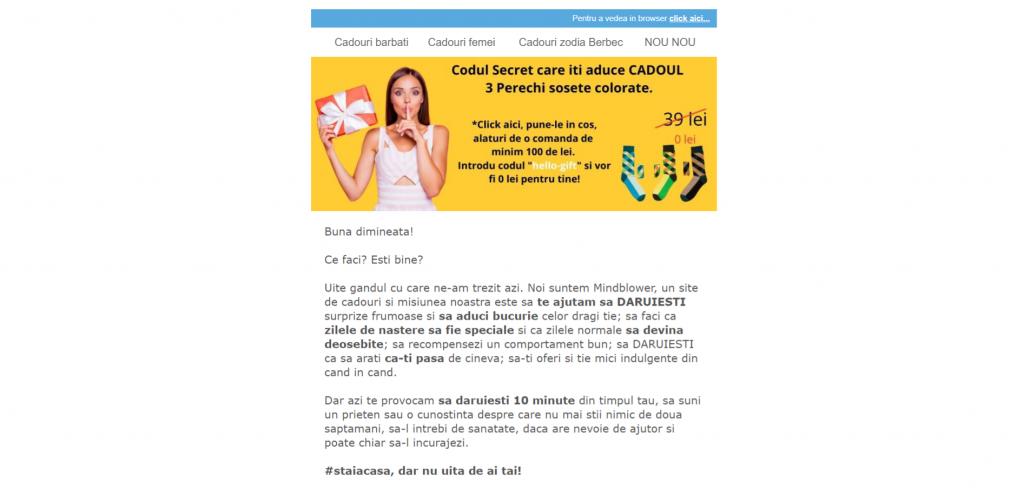 newsletter-personalizat