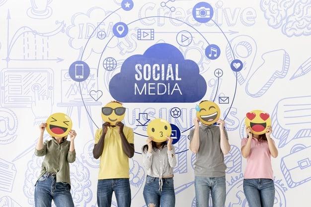 Social Media in 2020