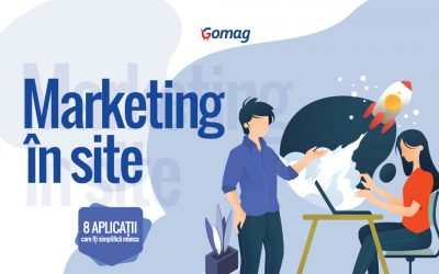 Marketing in site – 8 Aplicatii care iti simplifica munca [Infografic]