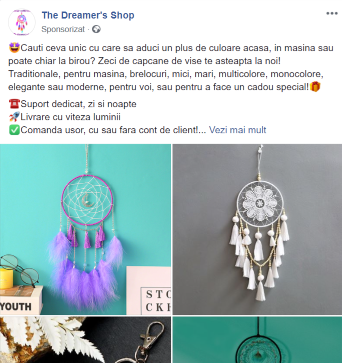 reclama-dreams-shop