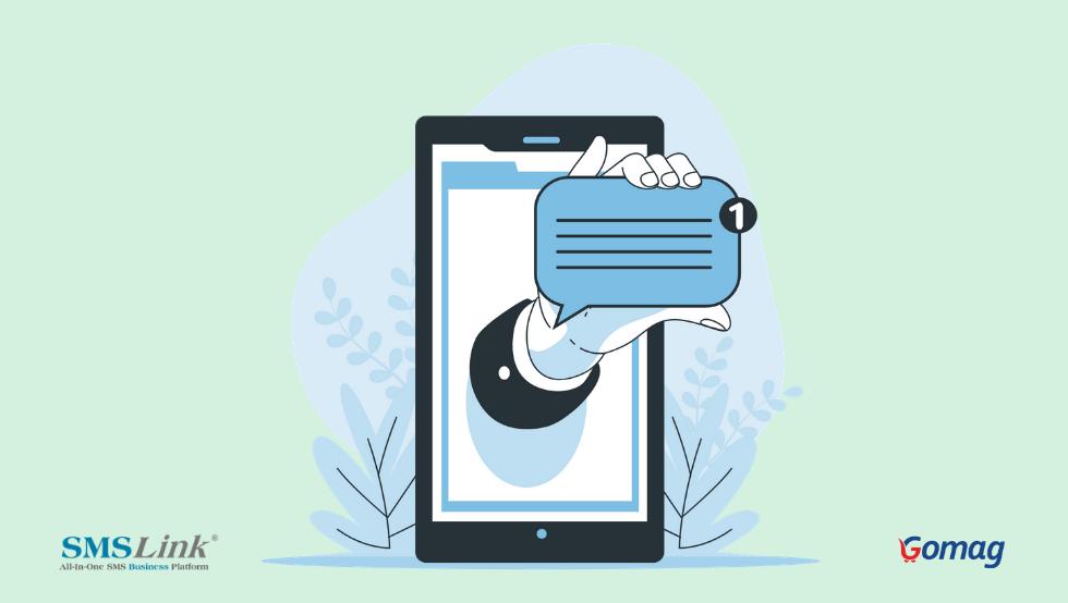 Notificarile SMS pentru eCommerce si sfaturi despre cum sa alegeti furnizorul de servicii SMS