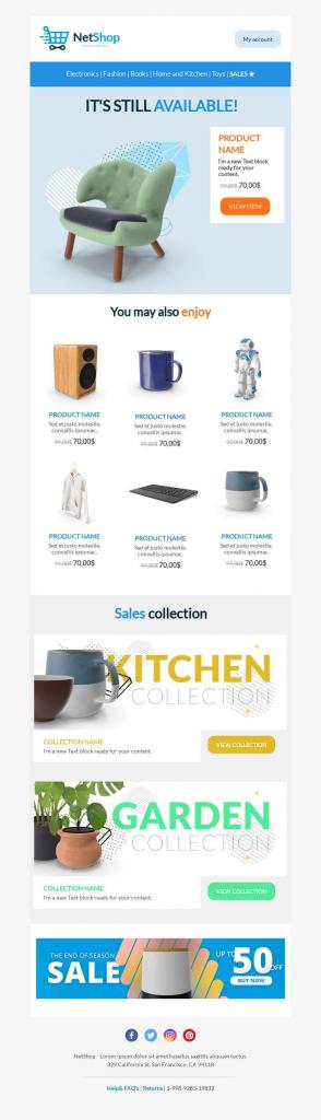 campanie-email-produs-vizualizat