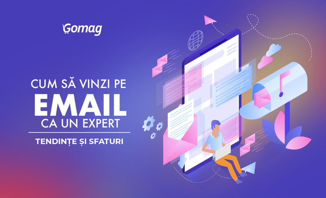 Cum sa vinzi pe email ca un expert