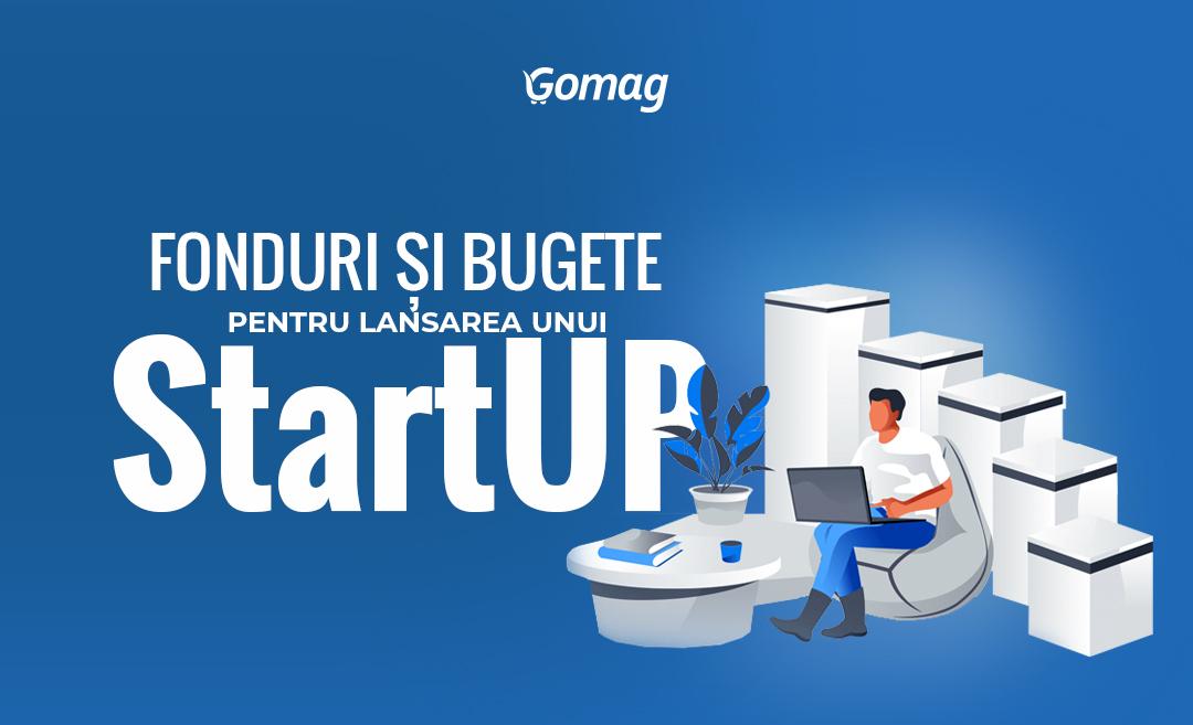 Fonduri si bugete pentru lansarea unui StartUp [Podcast]