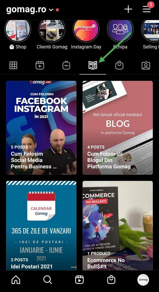 instagram-guides-gomag