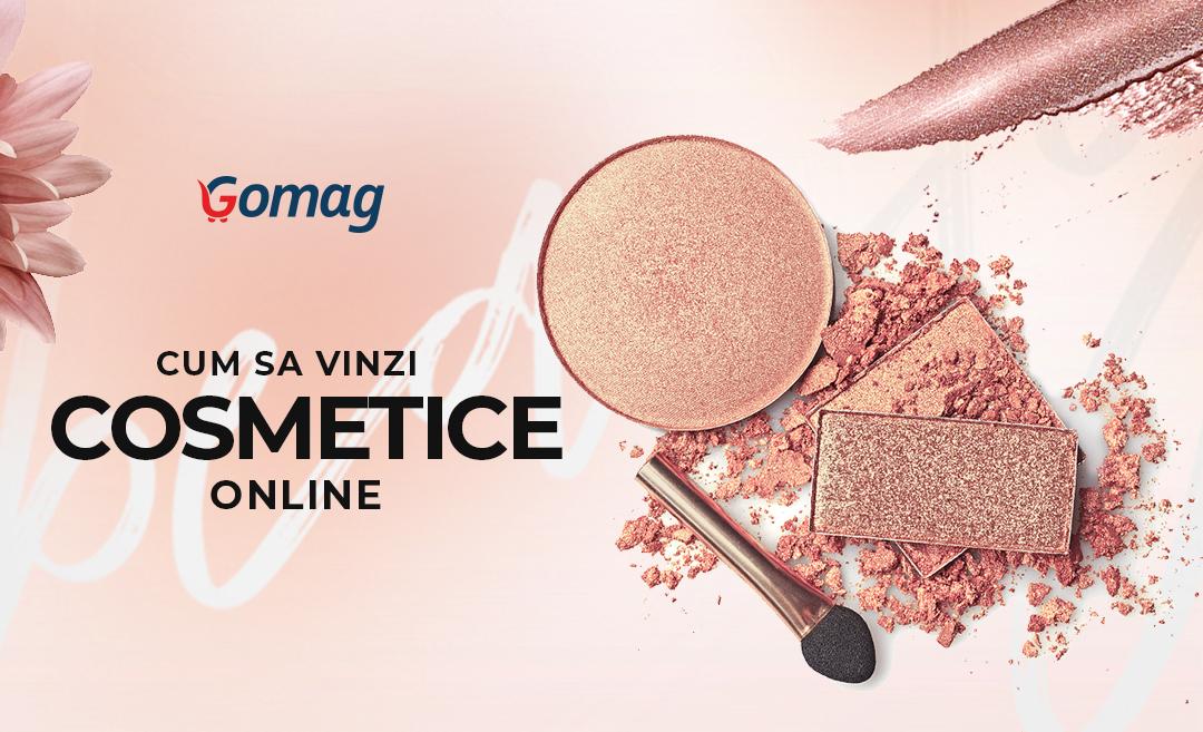 Cum sa vinzi cosmetice online - Idei de promovare magazin