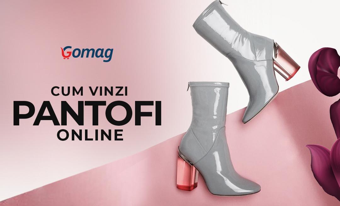 Idei de promovare pentru un magazin de incaltaminte online - Cum vinzi pantofi online [Infografic]