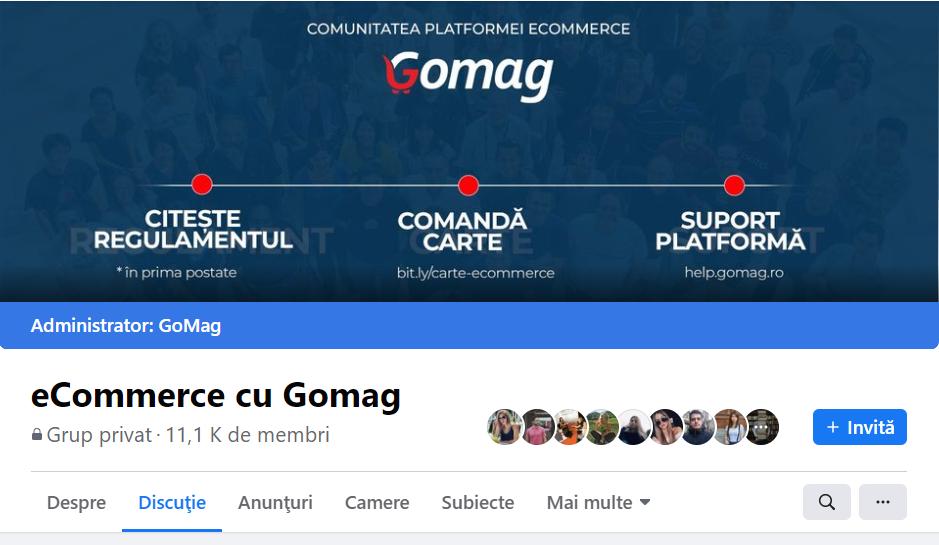 eCommerce-cu-Gomag-Facebook