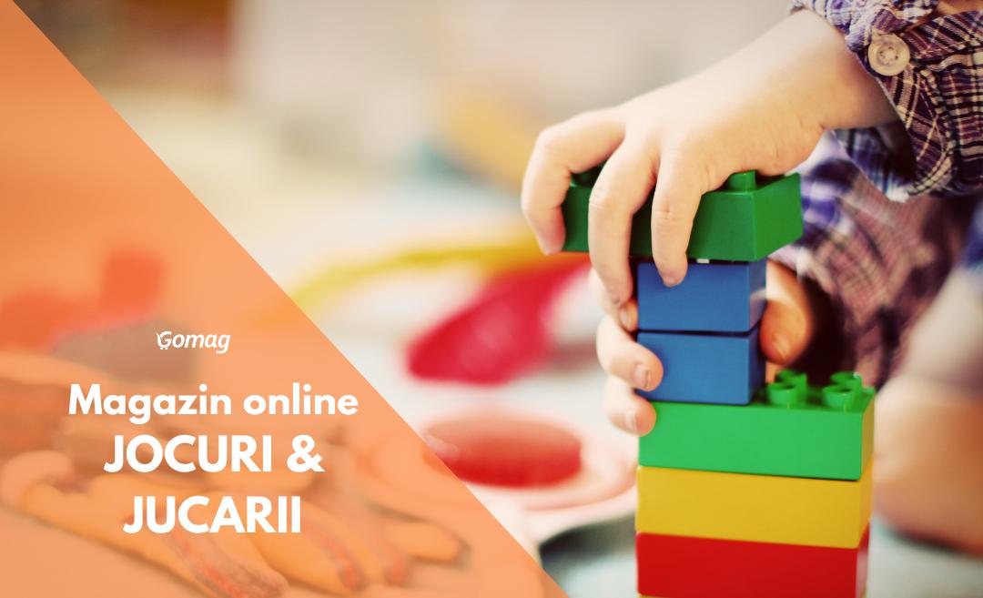 Idei de promovare pentru un magazin de jocuri si jucarii - Cum vinzi jucarii online