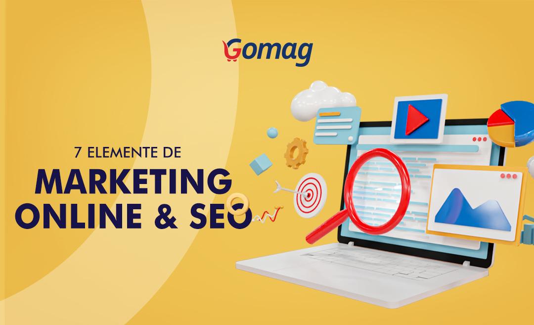 Elemente de marketing online si SEO care nu au voie sa lipseasca din strategia ta