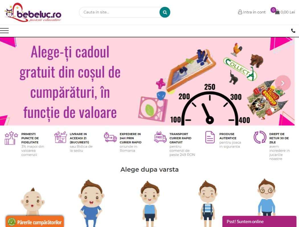 magazin-online-bebeluc-gomag