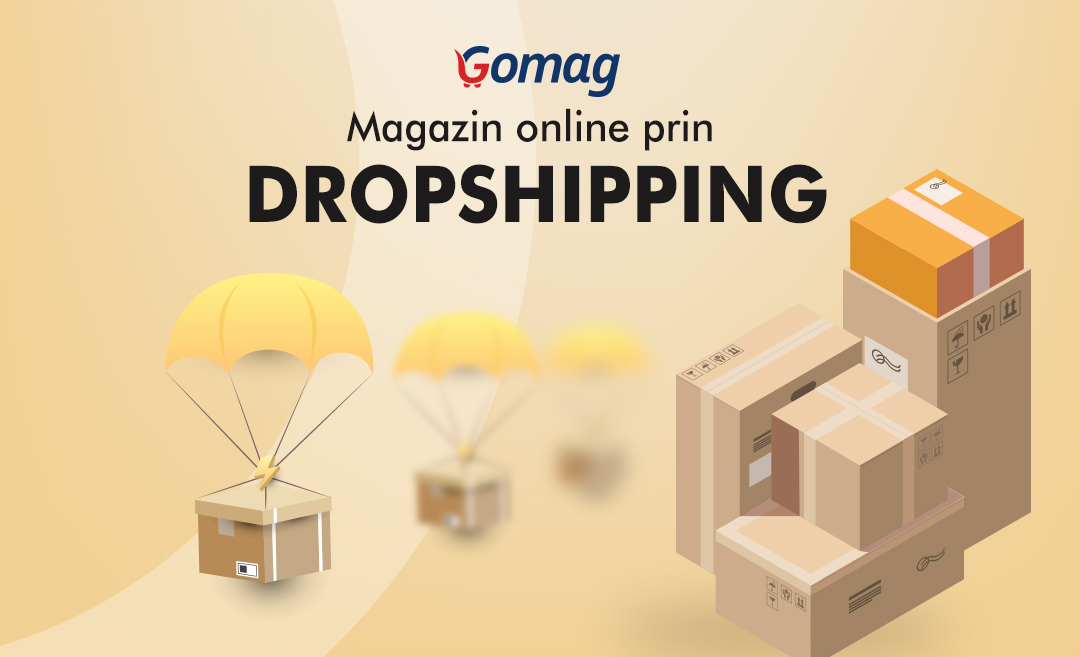 Magazin online prin dropshipping – Cum sa vinzi fara stoc
