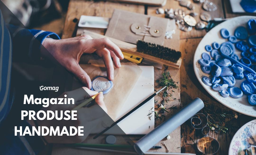 Idei de promovare pentru un magazin online de handmade – Cum vinzi produse handmade legal