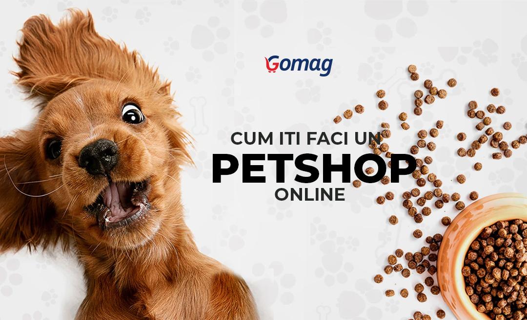 Idei de promovare pentru un petshop online - Cum vinzi produse pentru animalele de companie