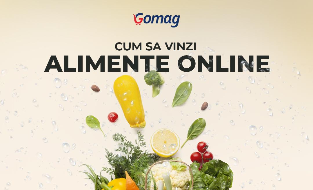 Cum sa vinzi alimente online - Idei de promovare magazin alimentar