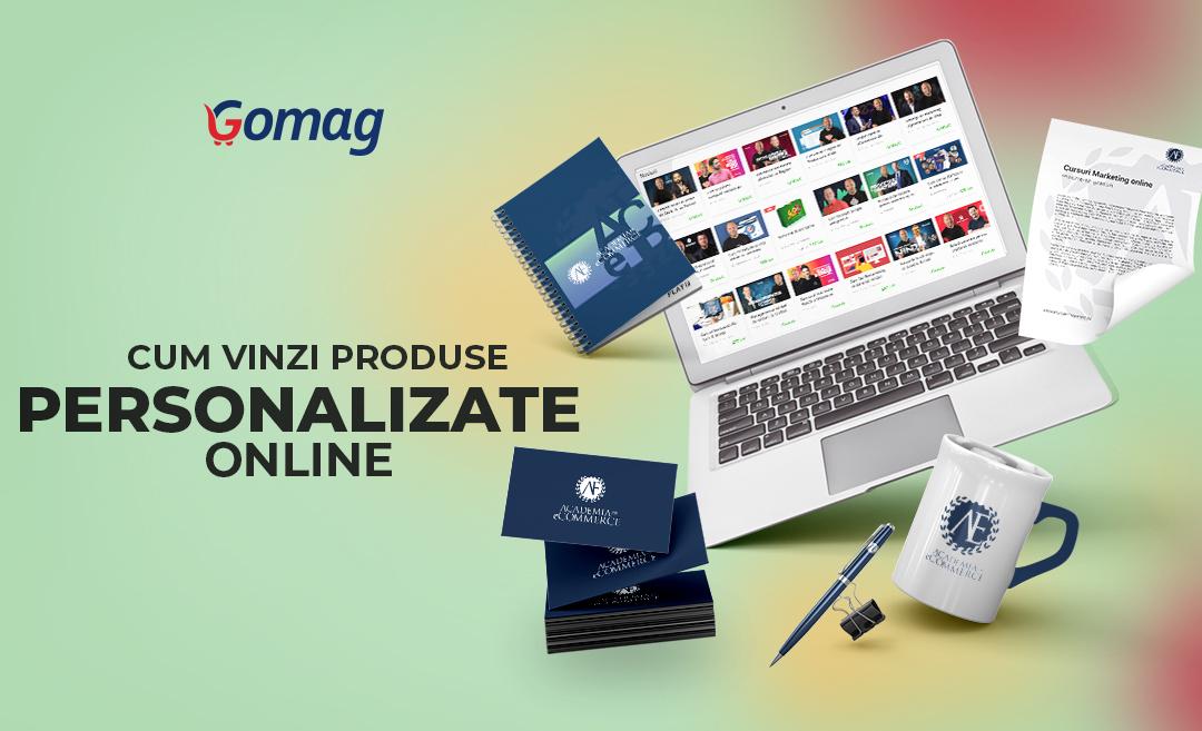 Idei de promovare pentru un magazin online cu produse personalizate