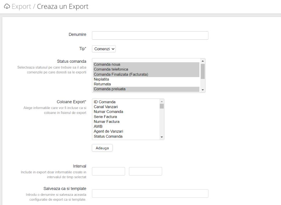 export-comenzi-status-specific